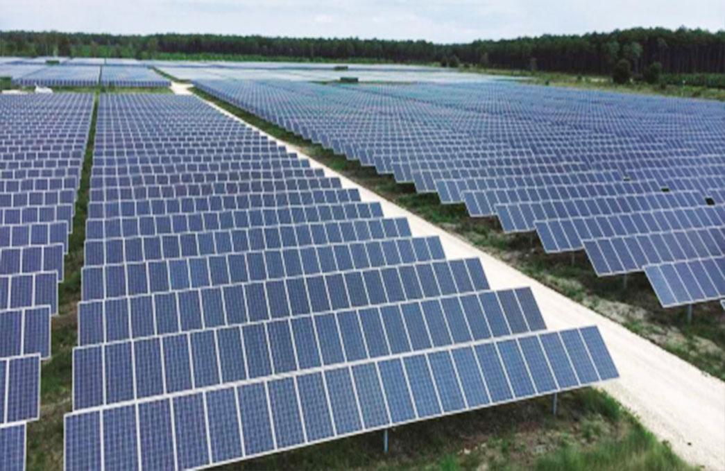 Parc Photovoltaïque Saint Germain d'Esteuil
